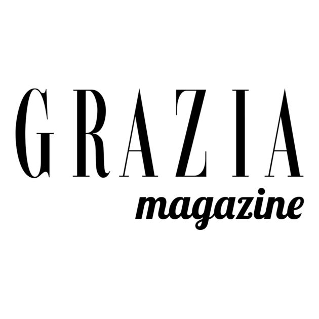 Logo du magazine GRAZIA